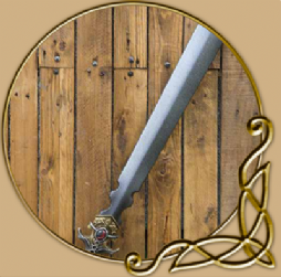 LARP Sword Royal Elf blade